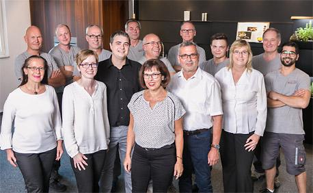 Unser Team von Küchen Basler